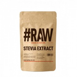 Stevia Extract 25g Raw Series