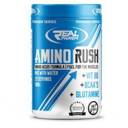 Amino Rush Orange 500g Real...