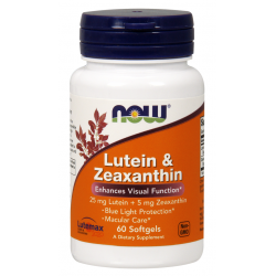 Lutein & Zeaxanthin 60...