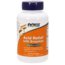 Acid Relief with Enzymes 60...