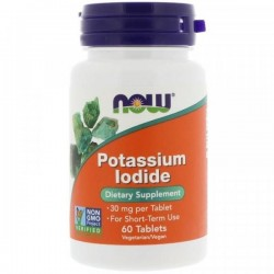 Potassium Iodide 30mg...