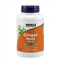 Ginger Root 550mg 100...