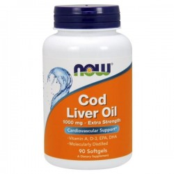 Cod Liver Oil Extra...