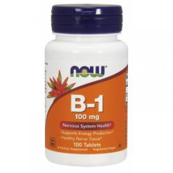 Vitamin B-1 Thiamine 100...