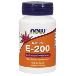 Vitamin E-200 Natural...