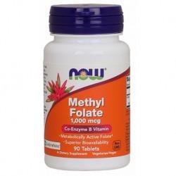 Methyl Folate 1000mcg 90...