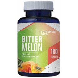 Bitter Melon 180 Kapsułek...