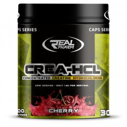 Crea-HCL Lemon 250g Real Pharm