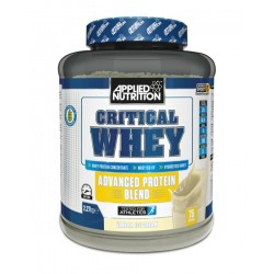 Critical Whey Protein...