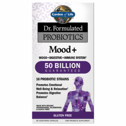 Dr. Formulated Probiotics...