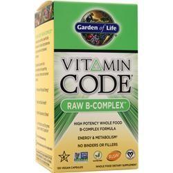 Vitamin Code RAW B-Complex...