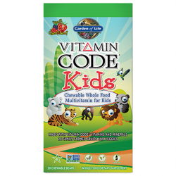 Vitamin CODE Kids Chewable...