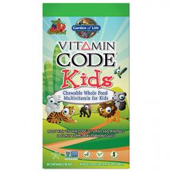 Vitamin CODE Kids Chewable...