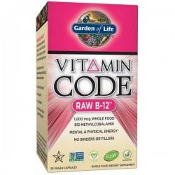 Vitamin Code RAW B-12 30...