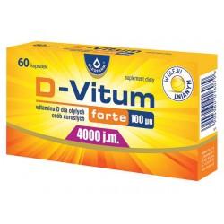 D-vitum Forte Witamina D3...