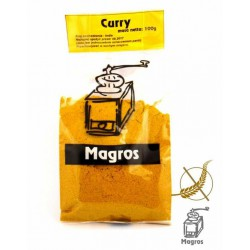 Curry BEZGLUTENU 100g Magros
