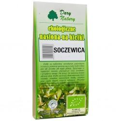 Nasiona Soczewicy 50g Dary...