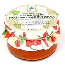 Pasta Różano-Paprykowa...