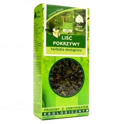 Herbatka Liść Pokrzywy 25g...