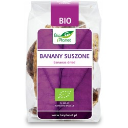 Banany Suszone 150g Bio Planet