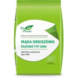 Mąka Orkiszowa Razowa Typ...