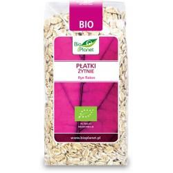 Płatki Żytnie 300g Bio Planet