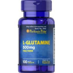 L-Glutamina 500 mg / 100...