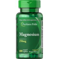 Magnez w tabletkach 250 mg...