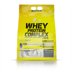 Whey Complex 100% Wanilia...