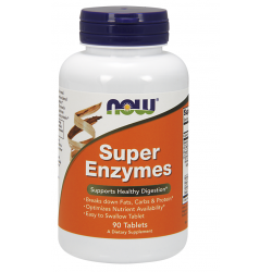Super Enzymes 90 Tabletek...