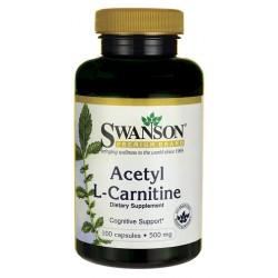 Acetyl L-Carnitine (ALC)...