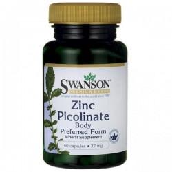 Zinc Picolinate (cynk 22mg)...