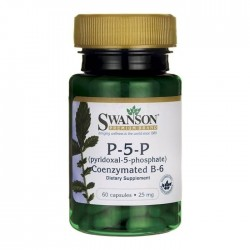 Witamina B-6 (P-5-P) 20mg...
