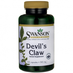 Devil's Claw 500mg 100...