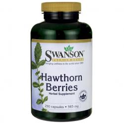 Hawthorn Berries (Glóg)...