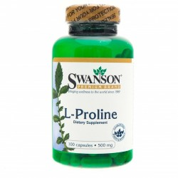 L-Prolina 500mg 100...