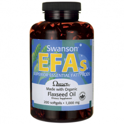 Flaxseed Oil 1000mg 200...